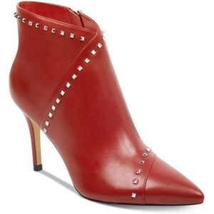 Marc fisher riva studded booties